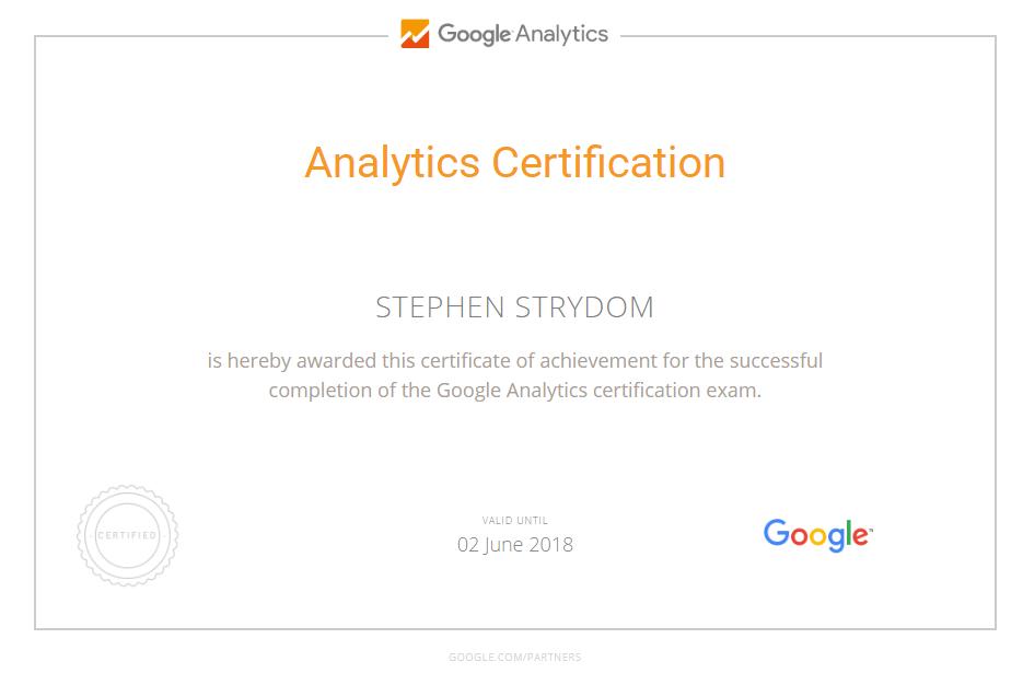 stephen-strydom_analytics-certification-2016